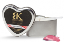 Peppermint Edible Massage Oil Candle